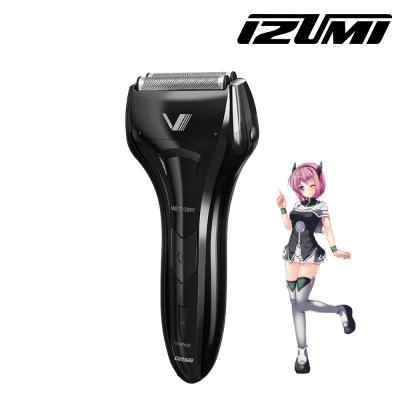 日本IZUMI-S-Drive摩登雙刀頭電鬍刀-F