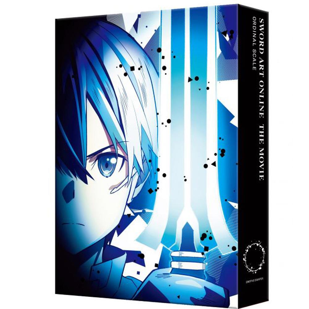 刀劍神域劇場版  -  序列爭戰  藍光  BD
