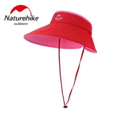 Naturehike 繽紛撞色款雙面可戴空頂遮陽帽 防曬帽 三色任選
