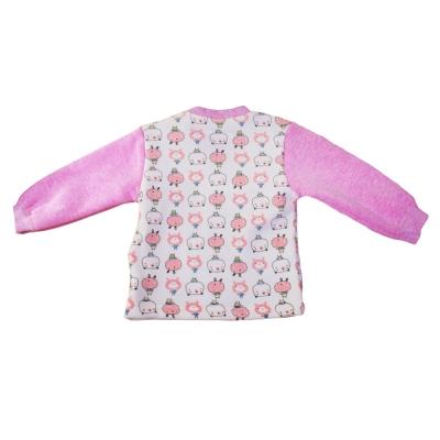 魔法Baby-厚刷毛保暖圓領上衣-k37098