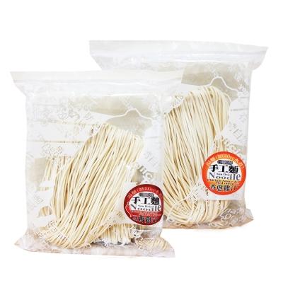 村家味 手工麵方便包 8 包( 2 片/包)