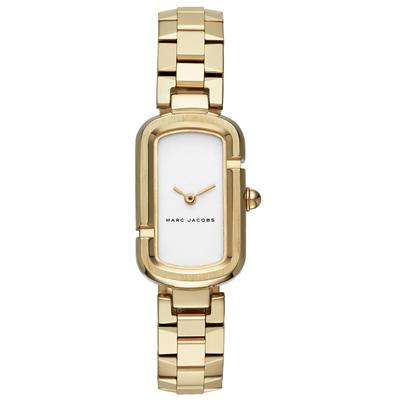 Marc Jacobs 語妳連繫時尚腕錶-MJ3504/20x30mm