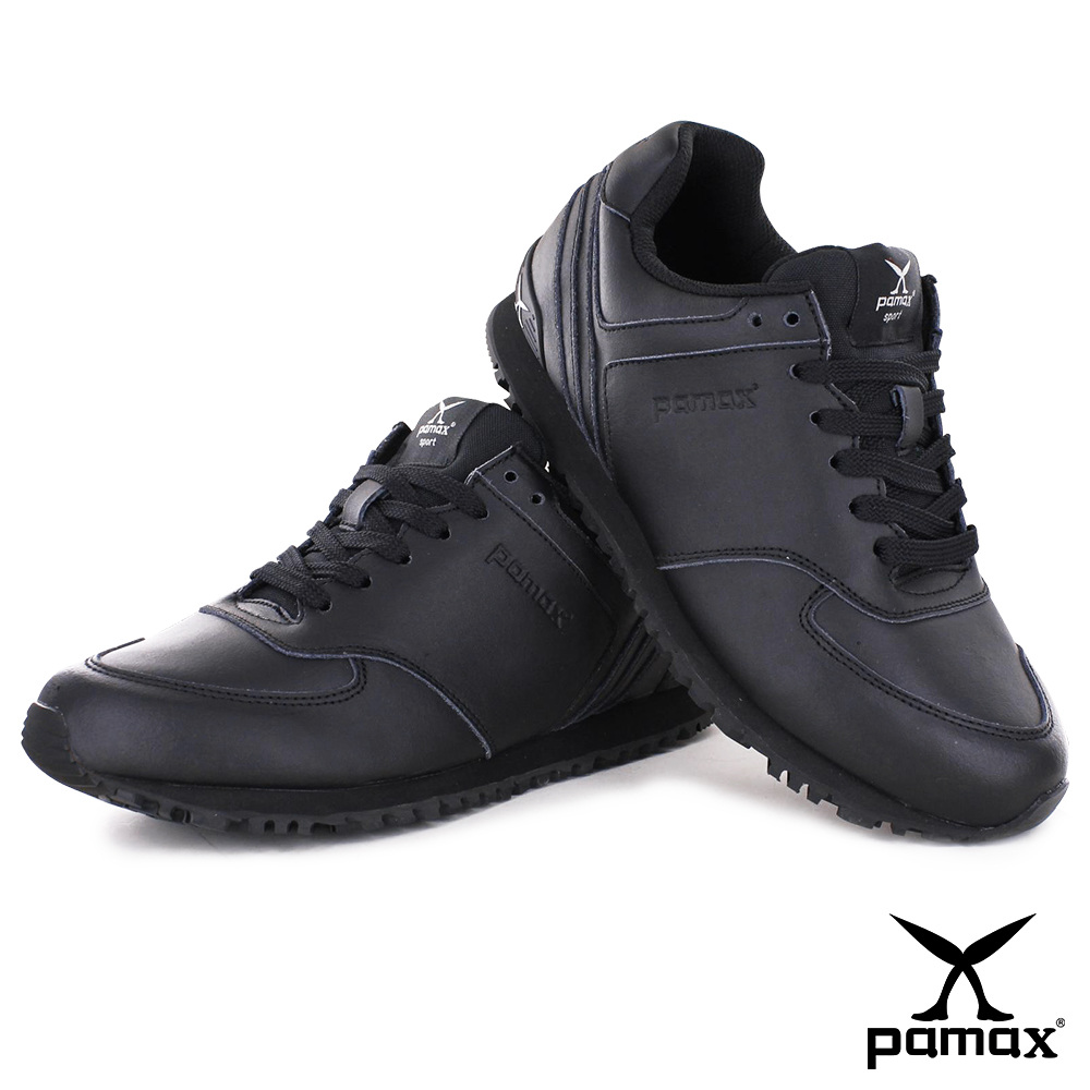 PAMAX帕瑪斯-兼具運動鞋、休閒鞋、慢跑鞋-PP369-ABB