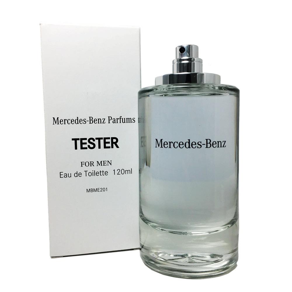 Mercedes Benz 賓士經典男性淡香水 120ML TESTER