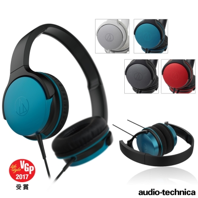 鐵三角 ATH-AR1 輕量型便攜式耳罩耳機