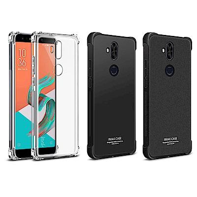 Imak 華碩 ZenFone 5Q/5Lite ZC600KL全包防摔套(氣囊...
