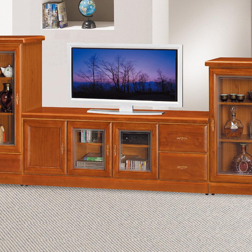 Bernice-法斯特5.3尺實木電視櫃/長櫃-160x45x61cm