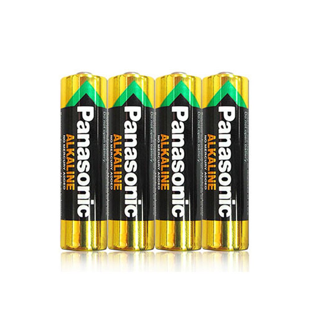 Panasonic 國際牌 3號AA 鹼性電池 (20入超值包)