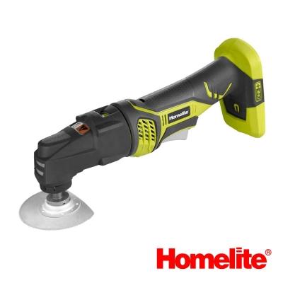 Homelite 18V 鋰電池多功能切割打磨機(HMT1801M)