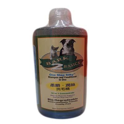 美絲客 柔順潤絲 專業用洗毛精500ML 1瓶