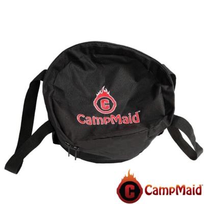 【美國 CampMaid】新款 12吋荷蘭鍋專用加厚防撞收納提袋