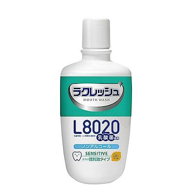 L8020乳酸菌漱口水300ML-敏感牙齒適用【蜂蜜檸檬薄荷香】