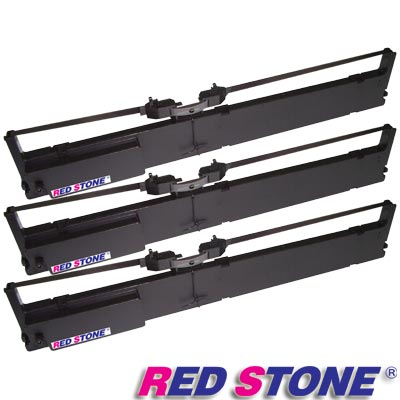 RED STONE for IBM 9068 A01黑色色帶組(1組3入)
