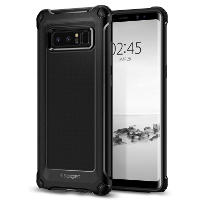 Spigen Note 8 Rugged Armor Extra強化彈性防震保護