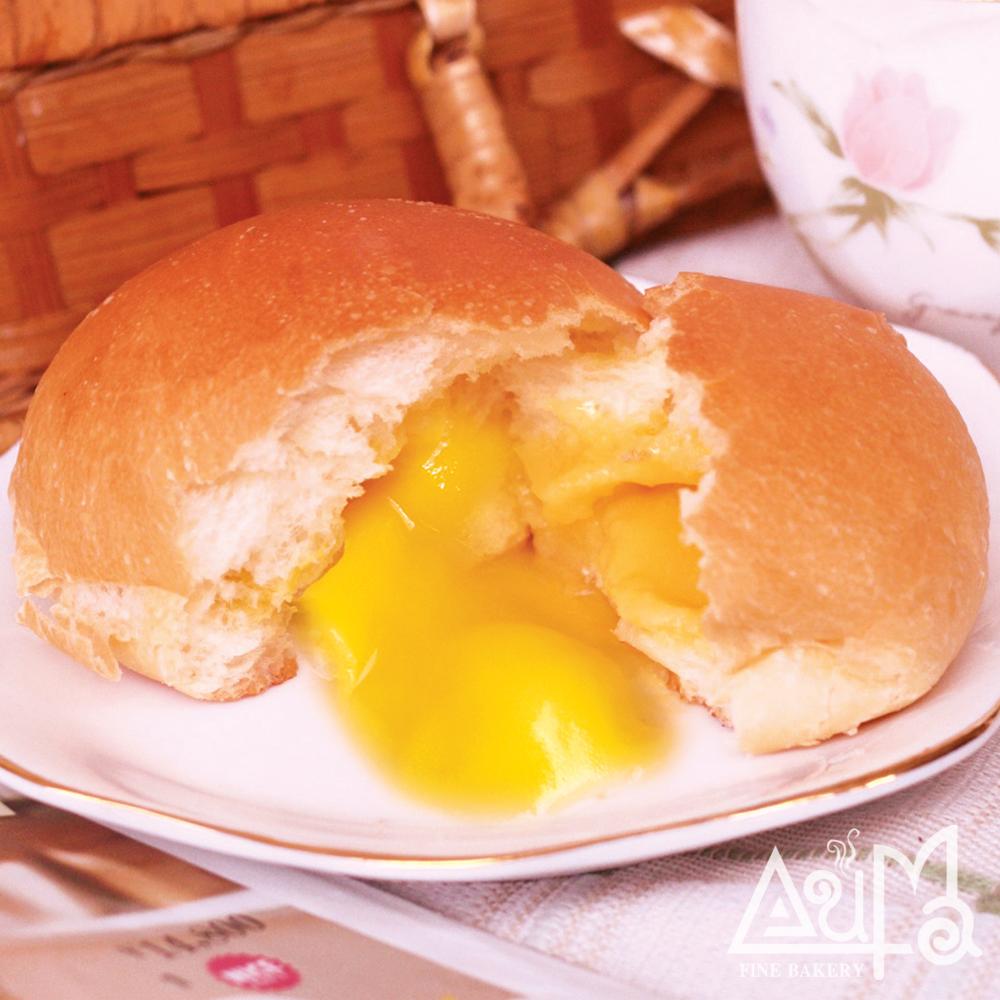 【奧瑪】爆漿奶油餐包30包(共300顆)