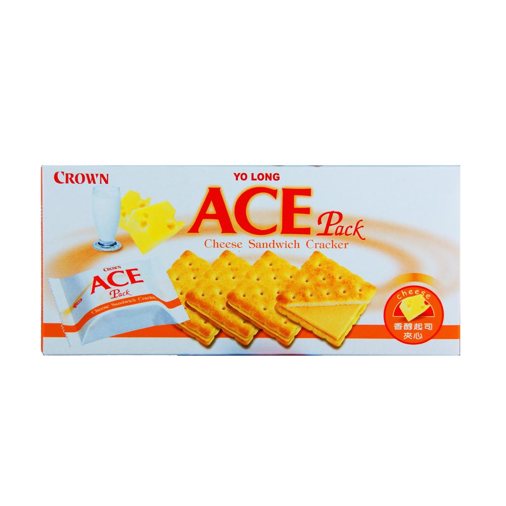 ACE 優龍起司夾心餅(125gx4入)