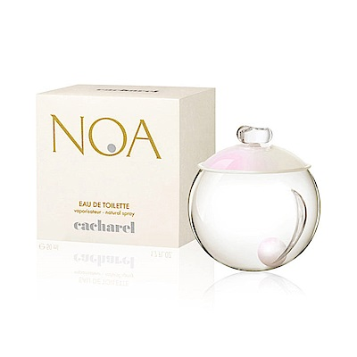 Cacharel Noa珍珠女性淡香水 100ml