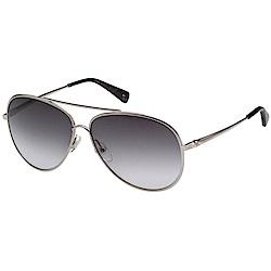 LONGCHAMP 太陽眼鏡 (銀色) LO104S