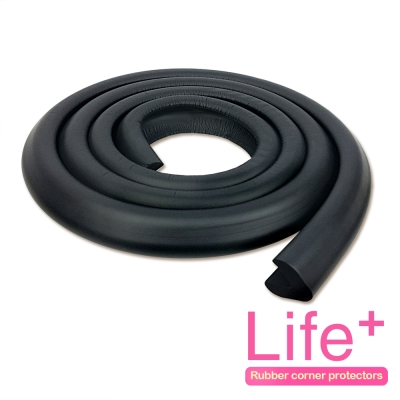 Life Plus 倍安全兒童防撞防護條(黑色)