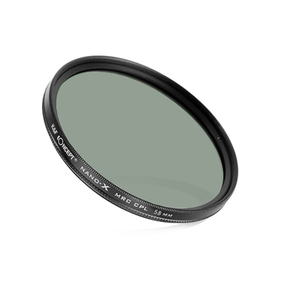 K&F Concept NANO-X CPL 58mm 超薄濾鏡
