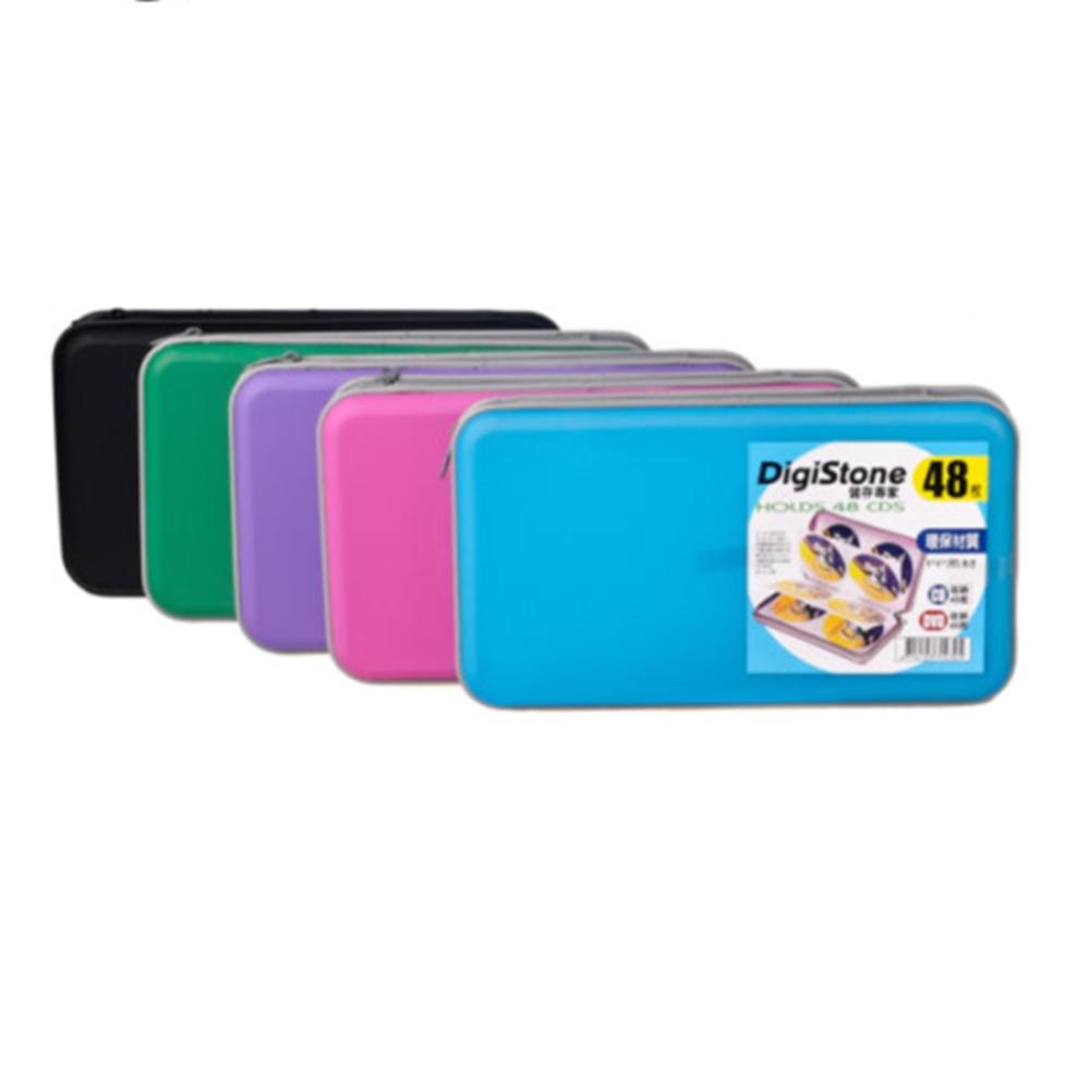 DigiStone 冰凍漢堡盒48片硬殼拉鍊收納包 X 5個