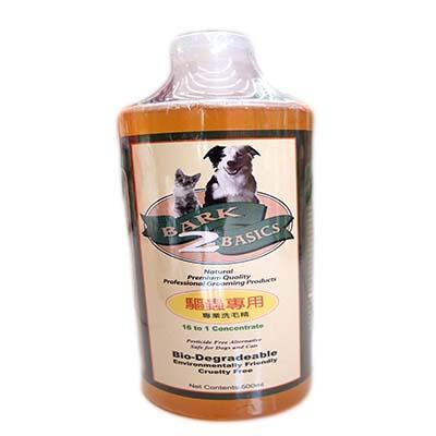 美絲客 驅蟲專用 專業用洗毛精500ML 1瓶