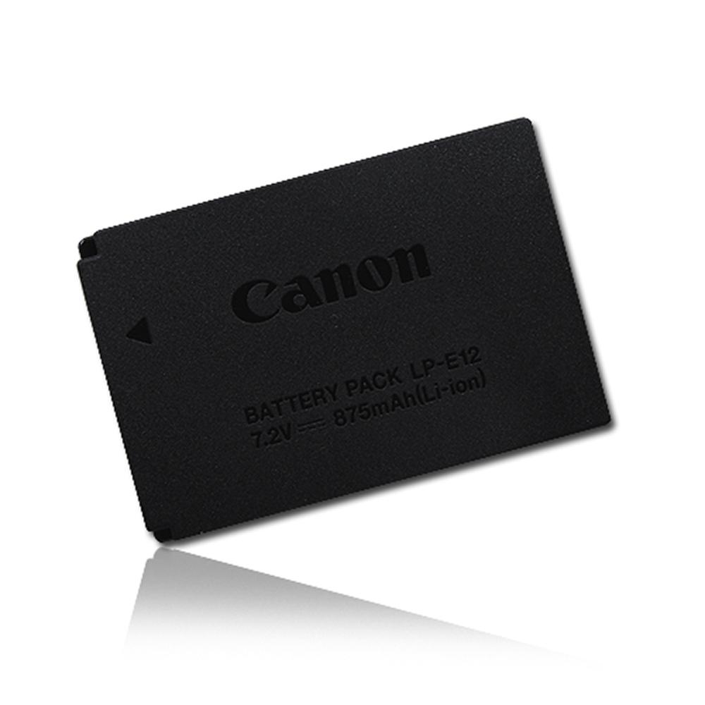 Canon LP-E12 / LPE12 專用相機原廠電池 (密封包裝_平行輸入)