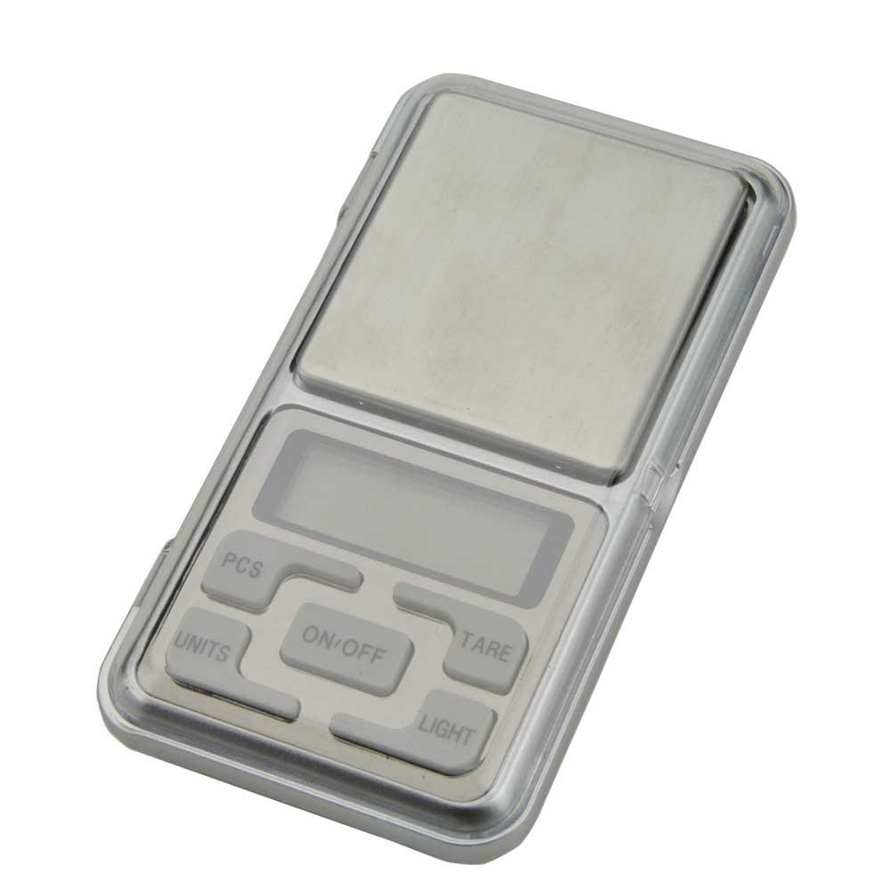 POCKET SCALE MH-350 電子磅秤 300g-銀色(HK0514S)
