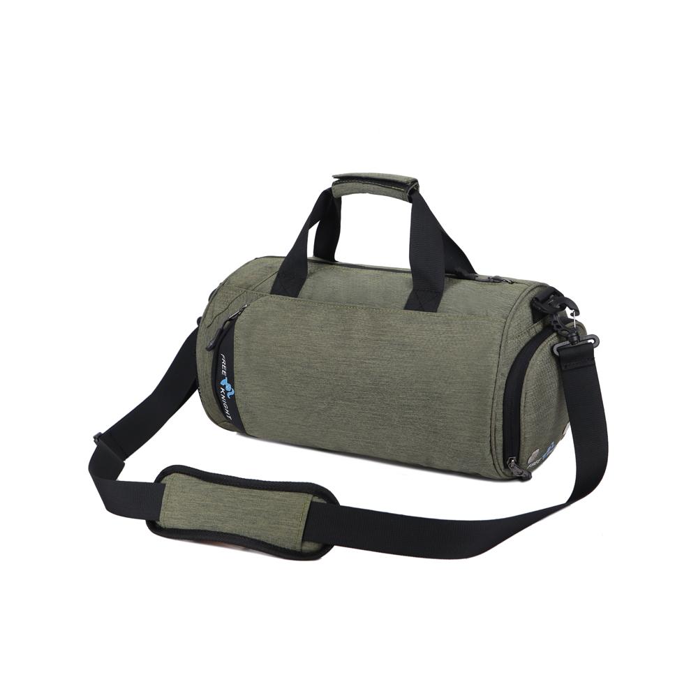 FK0606 GN綠色  休閒運動側背包/健身包(小號)