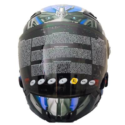 變形金剛安全帽DJ10C 科博文(台灣製造)