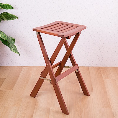 AS-維斯實木摺疊吧台椅-40x36x76.5cm