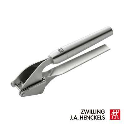 德國雙人 TWIN Pure steel 壓蒜器