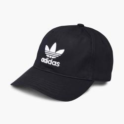 adidas Trefoil Cap 情侶帽