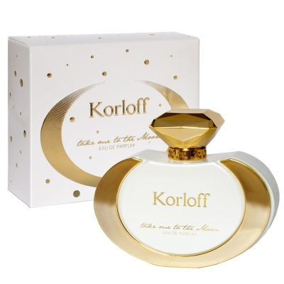 Korloff Take me to the Moon月亮漫舞女性淡香精100ml