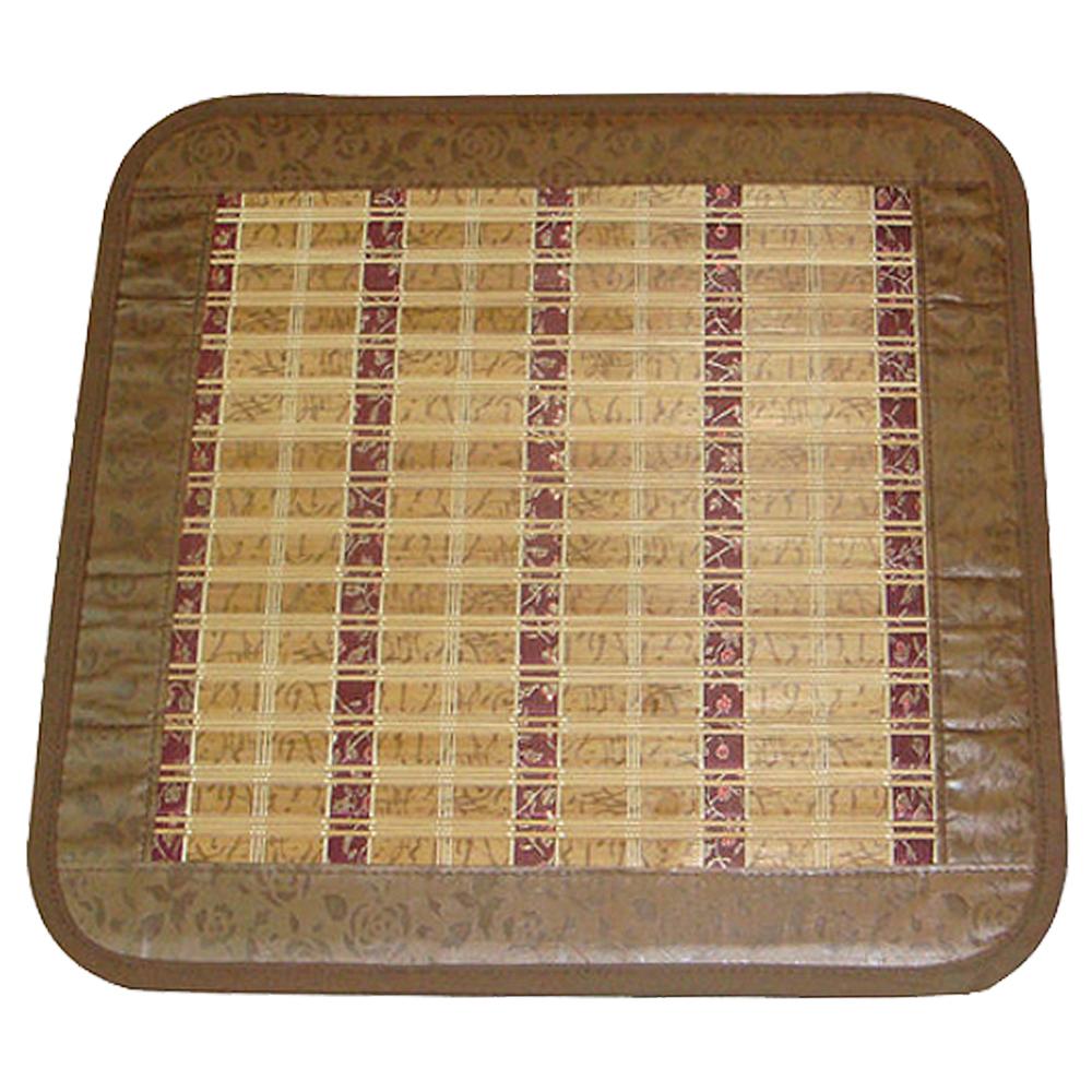 范登伯格 - 竹園 天然竹子單人坐墊 (三入一組 - 50x50cm)