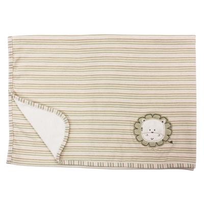 英國Natures Purest天然有機棉-針織毛毯(OASS0080410)