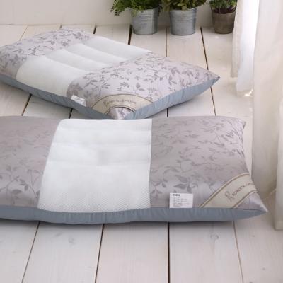 絲薇諾 ROBERTA CAMERINO 3D透氣緹花止鼾枕1入/ MIT枕頭