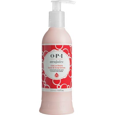 OPI Avojuice蔓越莓果浴乳液250ml(AVC18)