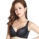 思薇爾 挺享塑系列E-G罩蕾絲包覆背心型美背塑身內衣(黑色) product thumbnail 1