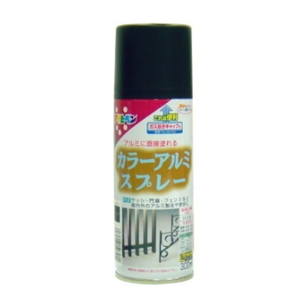 鋁面效果噴漆300ml (4色)