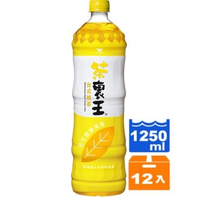 茶裏王 台式綠茶(1250mlx12入)