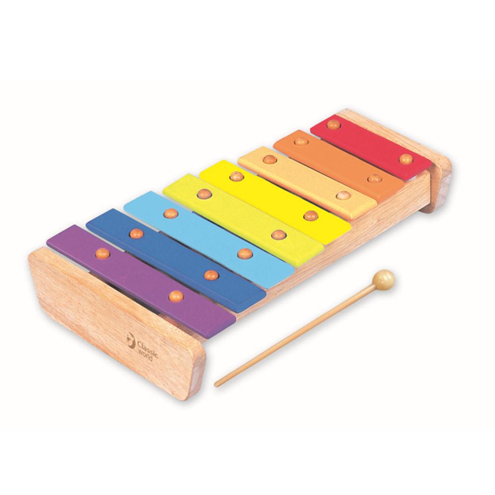 德國classic world彩虹木琴