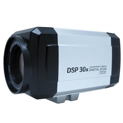 監視器攝影機 - 奇巧CHICHIAU SONY CCD 30倍480條高解析遙控伸縮鏡頭