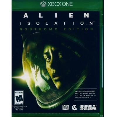 異形:孤立 諾斯托羅莫特別版 Alien: Isolation-XBOX ONE 英文美版