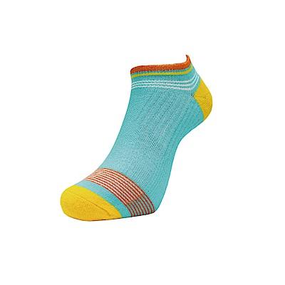 AREX SPOR 足弓支撐機能登山襪-男-綠