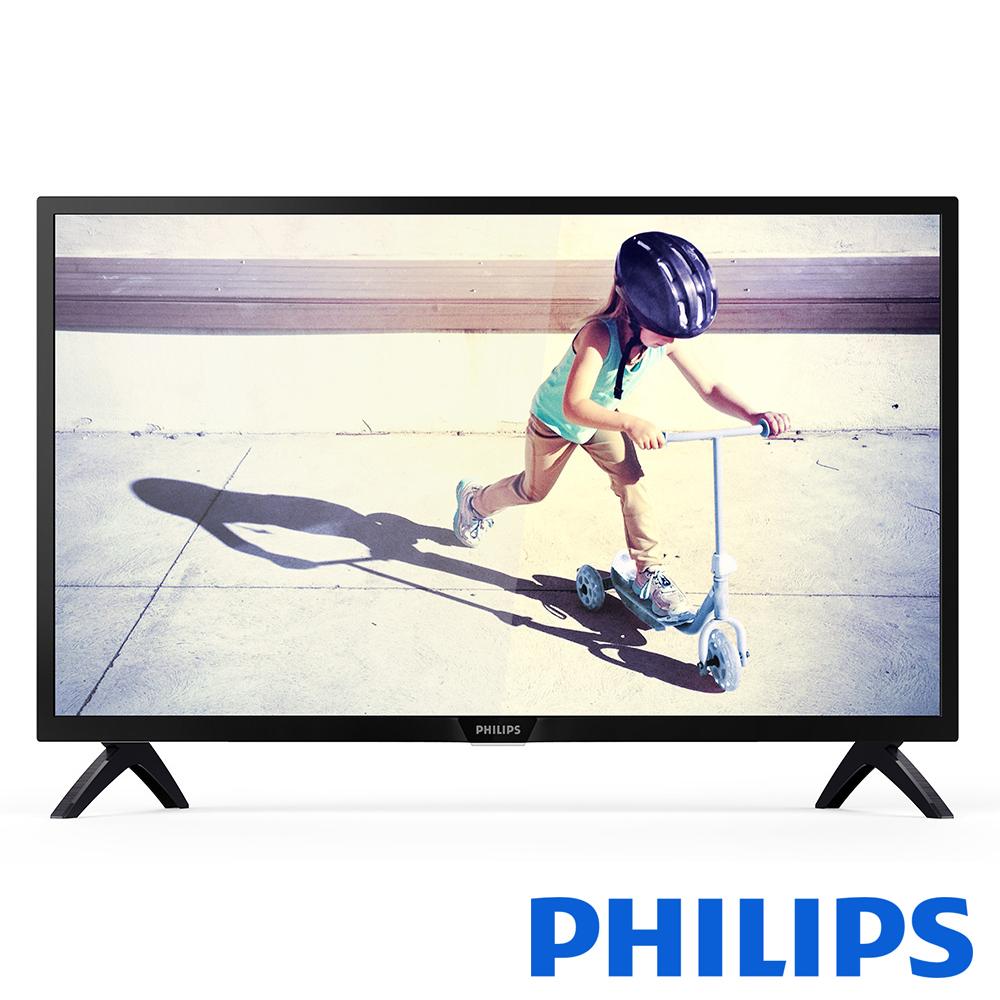 PHILIPS飛利浦 43吋 FHD液晶顯示器+視訊盒 43PFH4052