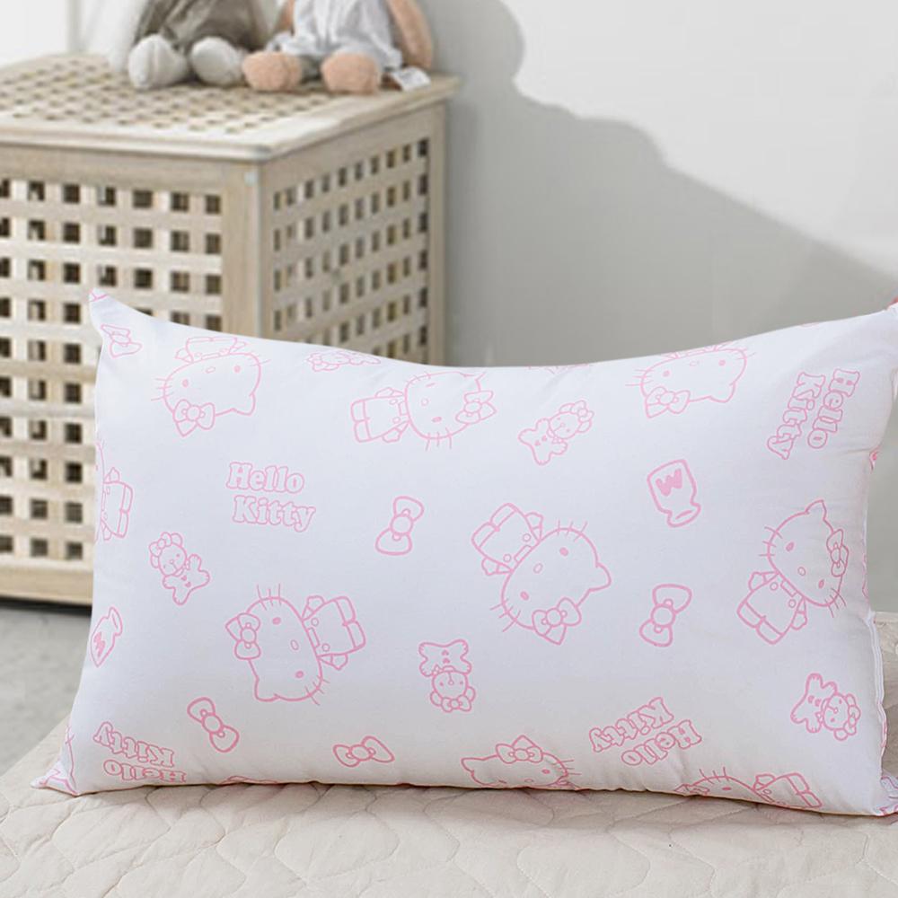Hello Kitty 我的生活抗菌枕 (粉)-1入