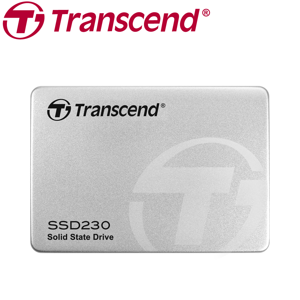 創見 256GB SSD230 2.5吋 SATAIII 固態硬碟