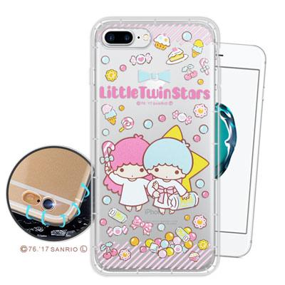 三麗鷗授權KIKILALA iPhone 8 Plus/ 7 Plus空壓氣墊手...