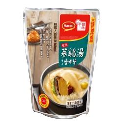 韓味不二 夏林鮑魚人蔘雞湯(1kg)
